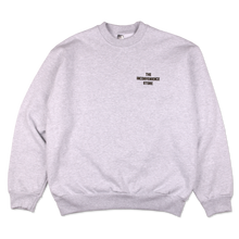 Load image into Gallery viewer, Shop Logo Crewneck Sweatshirt - Ash