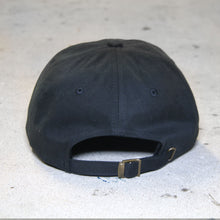 Load image into Gallery viewer, TIS Monogram Hat - Black