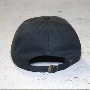 TIS Monogram Hat - Black