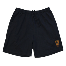 Load image into Gallery viewer, TIS Monogram Heavy Jersey Short - Black
