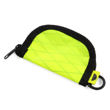 Load image into Gallery viewer, Zipper Wallet X-Pac Neon Yellow