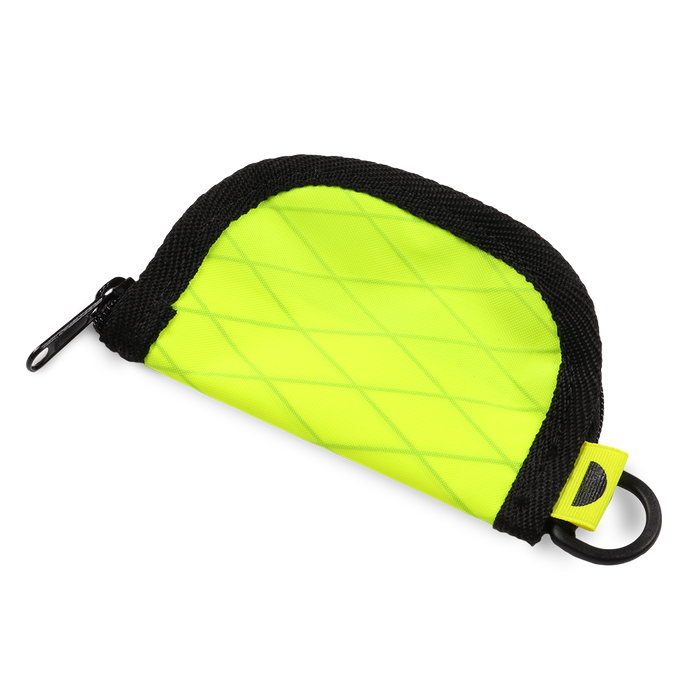 Zipper Wallet X-Pac Neon Yellow