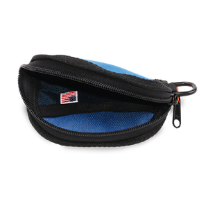 Zipper Wallet Cordura Royal Blue