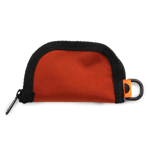 Zipper Wallet Cordura Texas Orange