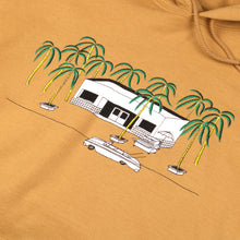 Load image into Gallery viewer, Yohei Ogawa 4th Street Hoodie - Old Gold