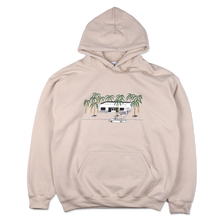 Load image into Gallery viewer, Yohei Ogawa 4th Street Hoodie - Sand
