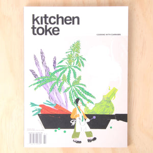 Kitchen Toke Magazine Volume 2 Issue 1