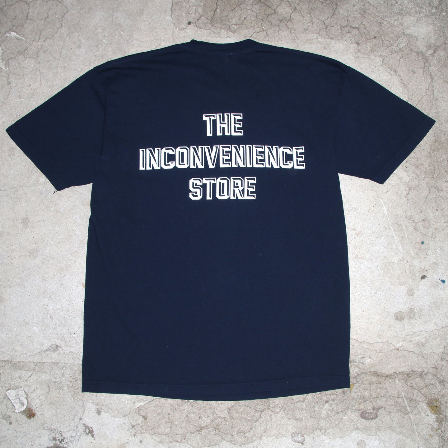 Shop Logo T-shirt Navy