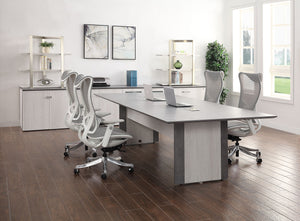 Allure 10' Sitting Height Conference Table