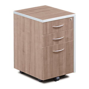 Compass 3 Drawer Mobile Pedestal