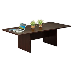 "Encompass 96"" Rectangle Shape Conference Table"