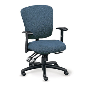 Sequence Ergonomic Fabric Task Chair