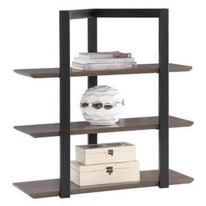 Allure 3 Shelf Bookcase Display