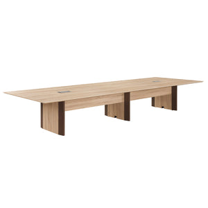 Allure 12' Sitting Height Conference Table