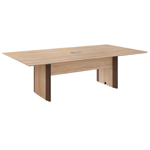 Allure 8' Sitting Height Conference Table