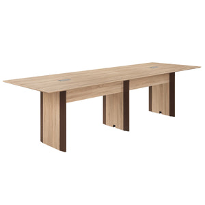 Allure 12' Standing Height Conference Table