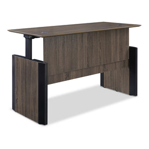 "Allure 72"" x 30"" Height Adjustable Desk"