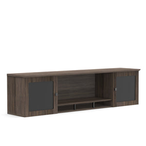 "Allure 72"" Hutch - Wall Mount"