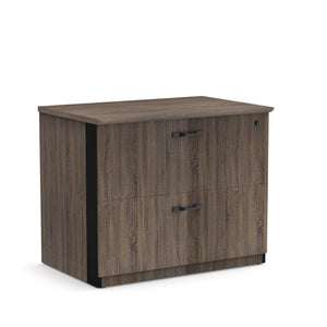 "Allure 36""W 2-Drawer Lateral File"