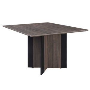 "Allure 48"" Square Sitting Height Meeting Table"