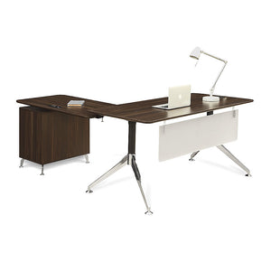 "Astoria Modern 60"" Reversible L- Desk"