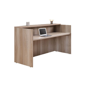 "Formation 71""W Reception Desk Shell"
