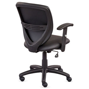 Network Faux Leather Task Chair