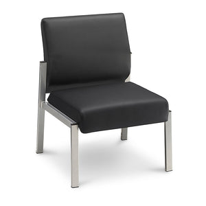 Compass Armless Guest Chair