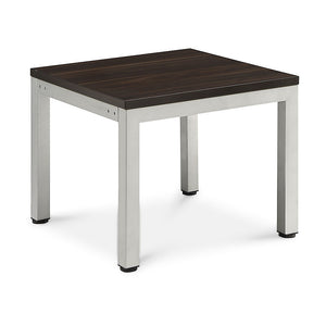"Compass 24"" x 24"" Square End Table"