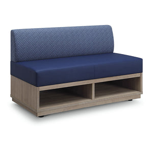Encounter Modular Reception Loveseat