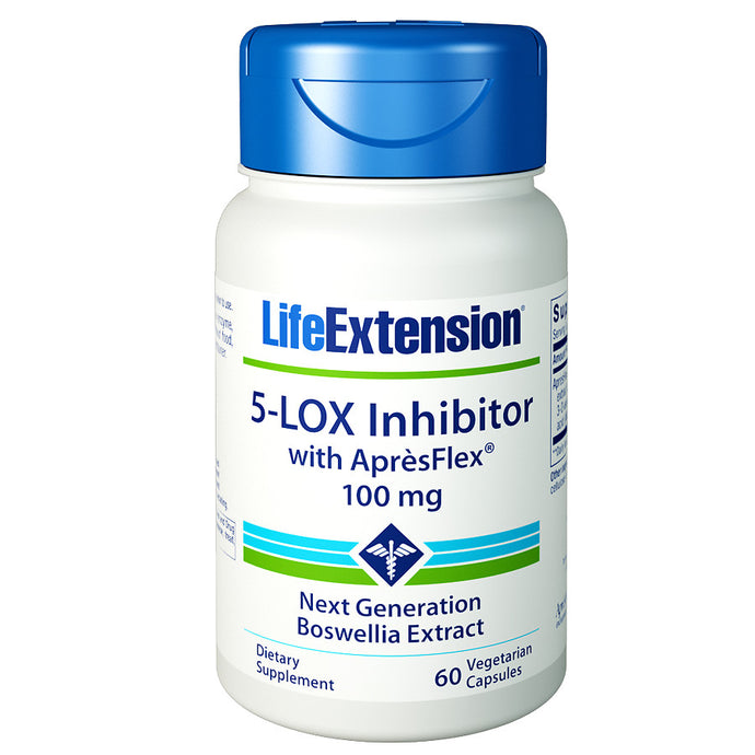 Life Extension- 5-Lox Inhibitor 60 Ct