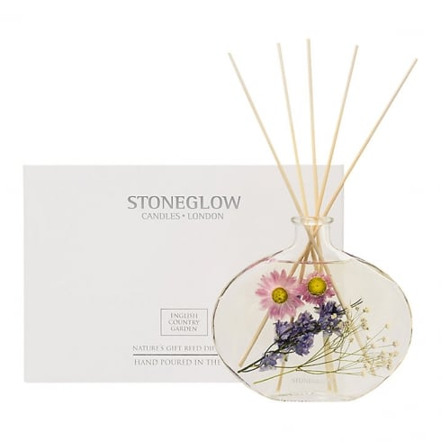 Stoneglow English Country Garden Natures Gift Reed Diffuser 200 ML