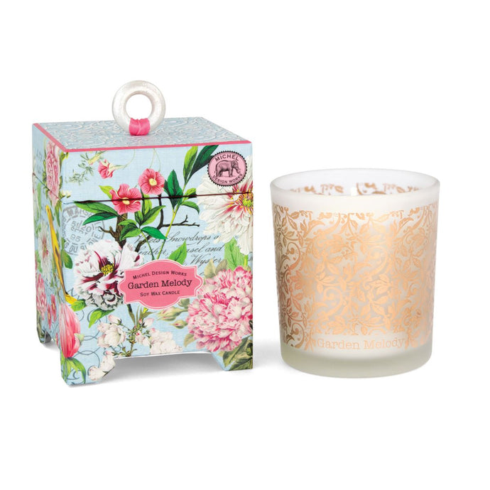 Michel Design Works Garden Melody candle 6.5 oz