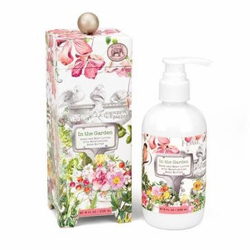 Michel Design Work In The Garden body lotion 8 oz