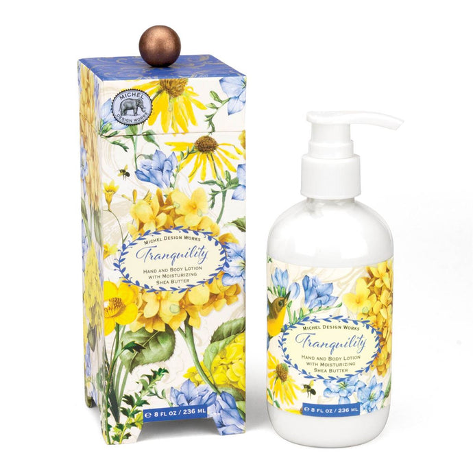 Michel Design Works Tranquility body lotion 8 oz