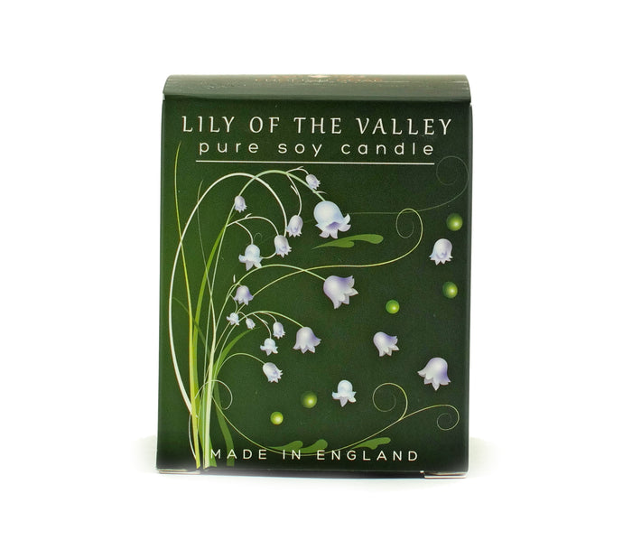 Lily Of The Valley Candle By The English Soap Co