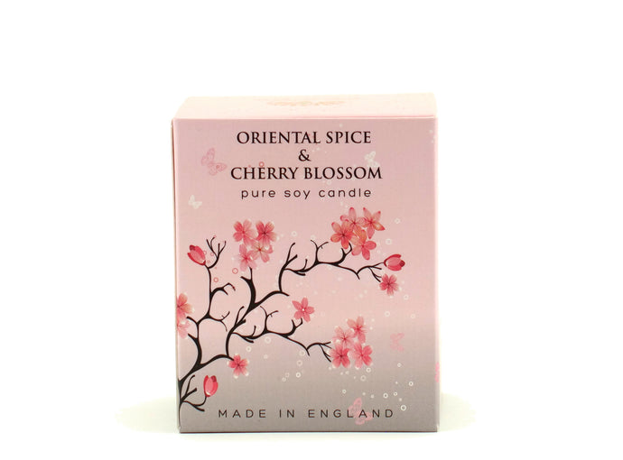 Oriental Spice Candle By The English Soap Co