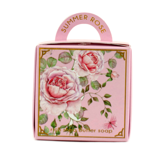 Summer Rose Body Soap By The English Soap Co