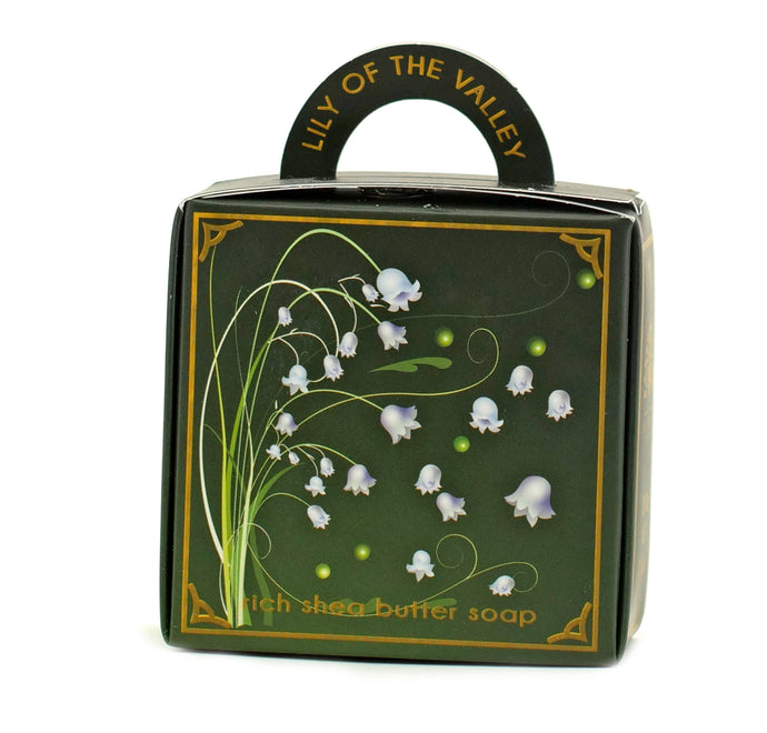 Lily Of The Valley Body Soap By The English Soap Co