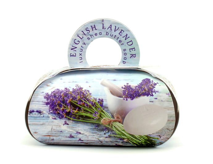 English Lavender Large Soap By The English Soap Co
