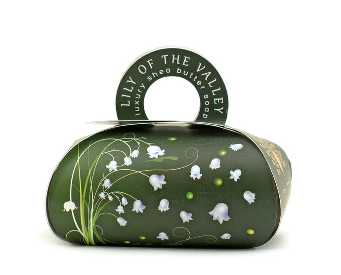Lily Of The Valley Large Soap By The English Soap Co