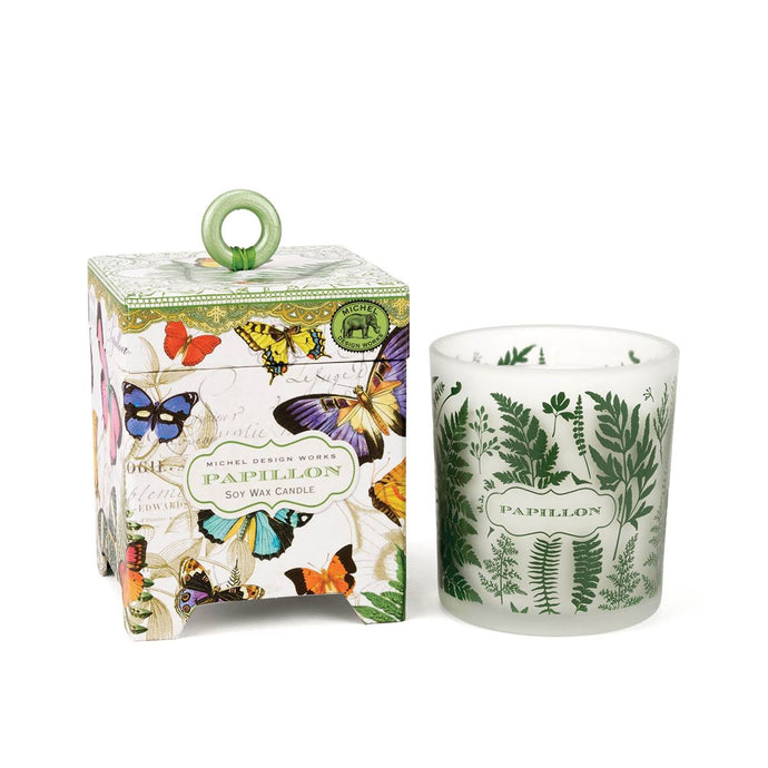 Michel Design Works Papillon candle 6.5 oz.