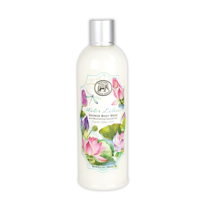 Michel Design Works Water Lilies Body Wash