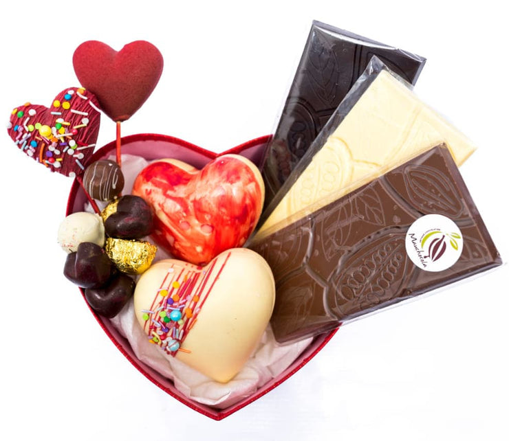Chocolate Gift Box - L'amour de ma vie