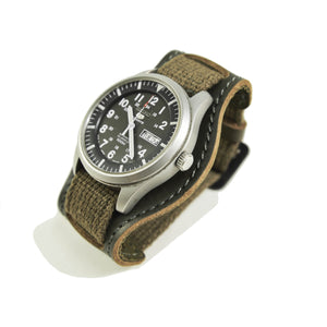 Replacing OGL FAB Military Webbing Watch Strap
