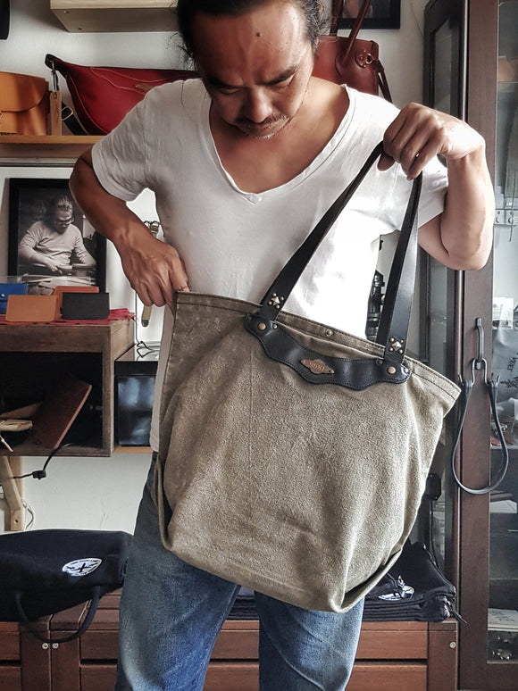 RGS Styling ~ Tote Bag by Obbi Good Label