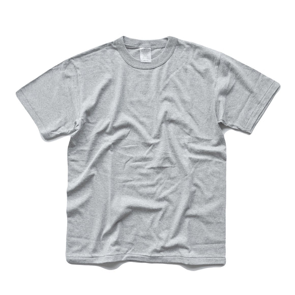 OGL APPAREL OBBI GOOD BASIC TEE HEATHER GREY
