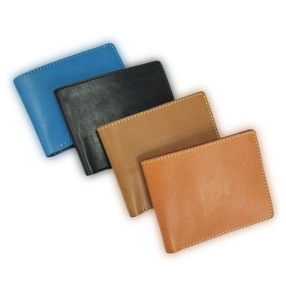 OGL KINGSMAN CLASSIC BI-FOLD LEATHER WALLET