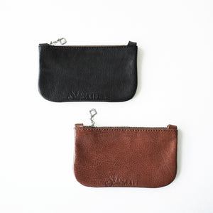 FAITH SFK LEATHER GOATSKIN POUCH TYPE 1