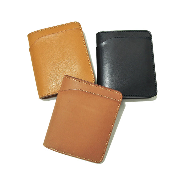 OGL CONDOR OUTER SHORT BIFOLD LEATHER WALLET (2015)